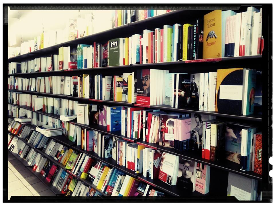 Librairie à Nîmes (30)